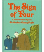 The Sign Of Four Sherlock Holmes Sir Arthur Con... - $2.99