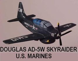 1/144 scale Resin Kit Douglas AD-5 or AD-5W Skyraider  Marines - $16.00