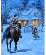 Country Christmas Cross Stitch Pattern***L@@K*** - $4.95