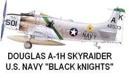 "1/144 scale Resin Kit Douglas A-1H Skyraider US Navy ""Baby"" - $16.00"