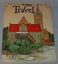Travel Magazine  June 1931 Danzig Abyssinia - $13.95