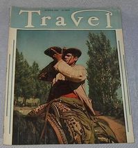 Travel Magazine September 1939 Konia Turkey - $12.95