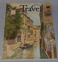 Travel Magazine November 1931 Himalayas Tibet - $13.95