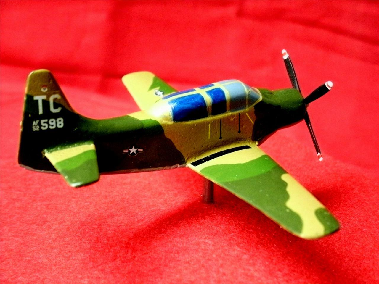 1/144 scale Resin Kit Douglas A-1E [AD-5] Skyraider US Air Force image 10