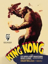 King Kong Metal Sign - $19.95