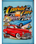 Cruisin' for a Cure Against Prostate Cancer Car Event September 2011 Met... - $25.00