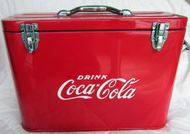 Coca-Cola Airplane Cooler Chest - $2,000.00