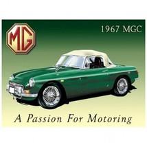MGC 1967  Metal Advertising Sign - $16.95