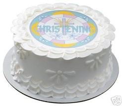 Christening Baptism Cake Topper Edible Decoration Kit - $8.86