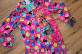 NWT Girls Disney Hannah Montana Shirt & Pants 2 Piece Pink Pajamas Set ~... - $13.99
