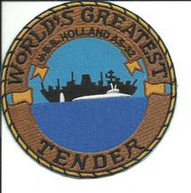 Us Navy Uss Holland As 32 Patch - $9.99
