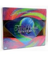 Trivial Pursuit Millennium Board Game 1998 Tin Edition NIB Sealed - $20.13