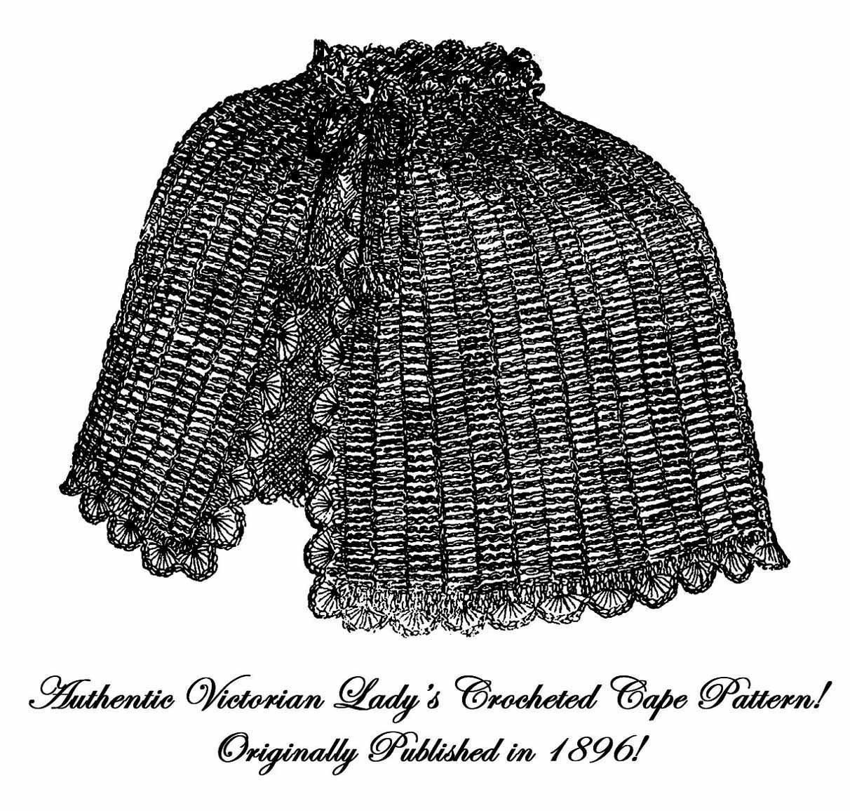Snood Pattern Swing Era Ladys Crochet Crocheted c1940