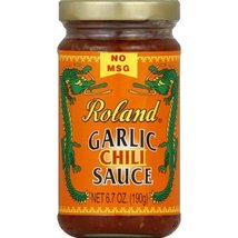 Garlic Chili Sauce - $4.50