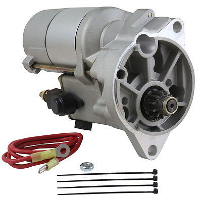 NEW HIGH TORQUE GEAR REDUCTION STARTER FORD GRAN TORINO V8 72-76 C2OZ-11002-B