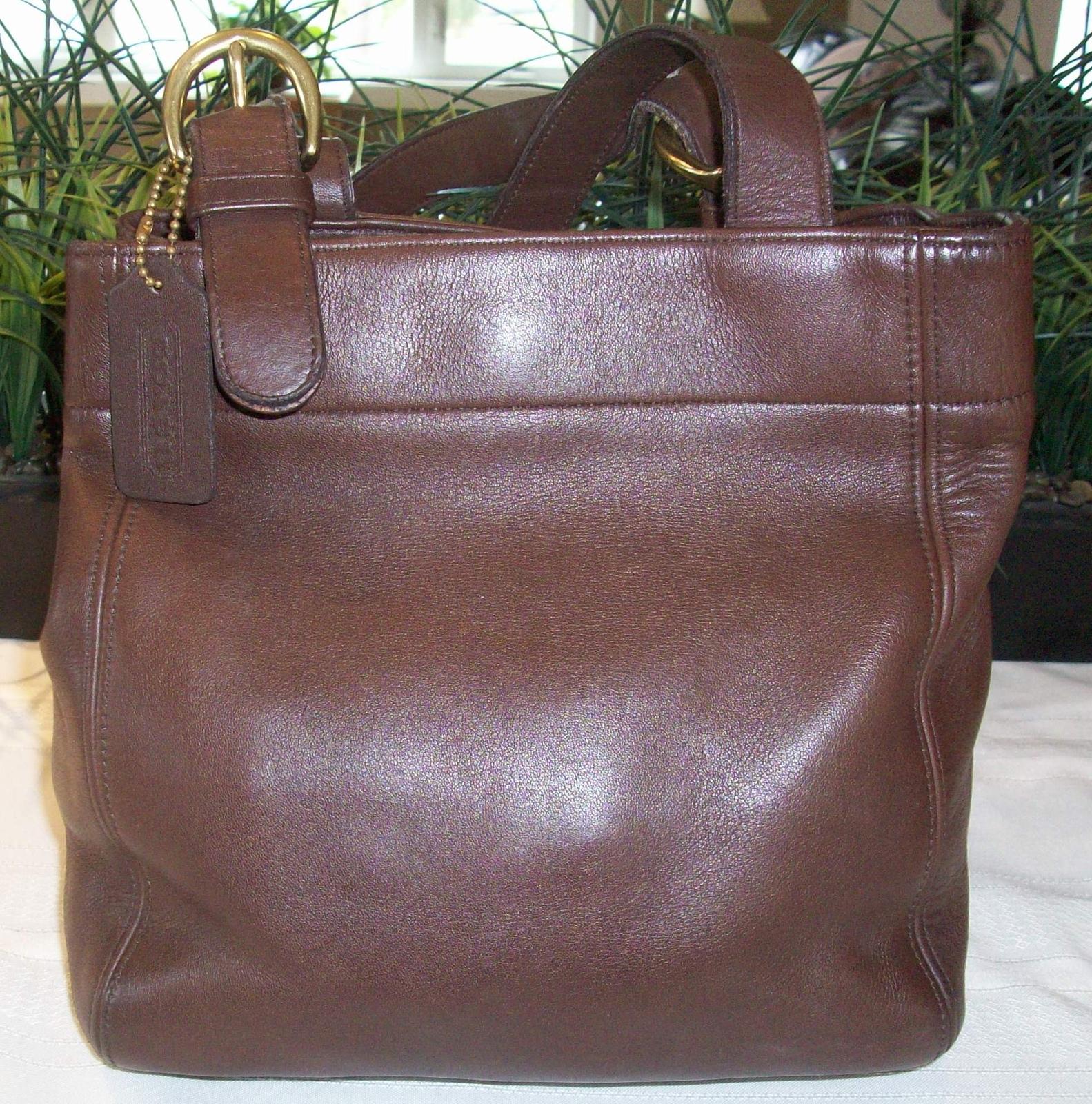 70f232bafe Coach Leather Waverly Shoulder Bag 4157 US and 50 similar items. 100 9823