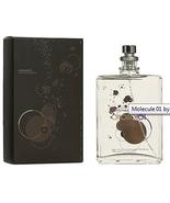 MOLECULE 01 EDT Fragrance Escentric Molecules MEN 3.5 RARE Cologne Perfu... - $299.99