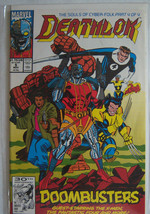 Marvel Comics  Deathlok November #5 Doombusters - $1.20