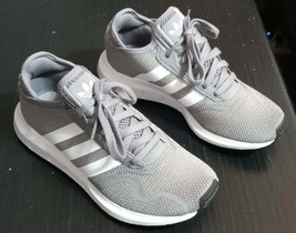 Boys Youth Adidas Casual Running Sneakers - $80.00
