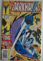 Marvel Comics DarkHawk Time To Kill 1993 June #28 - $1.20