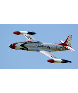 1/144 scale Resin Kit Lockheed T-33 US Air Force Thunderbirds - $12.00
