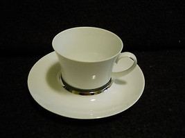 Block Platino cup and saucer - $4.70