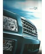 2009 Infiniti QX sales brochure catalog US 09 QX56 - $10.00