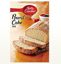 Betty Crocker Pound Cake Mix - $11.83
