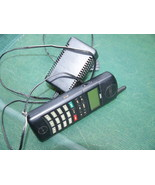 VERY RARE VINTAGE COLLECTIBLE AEG TELEPORT 9020  CELLULAR PHONE 1995 - $69.29
