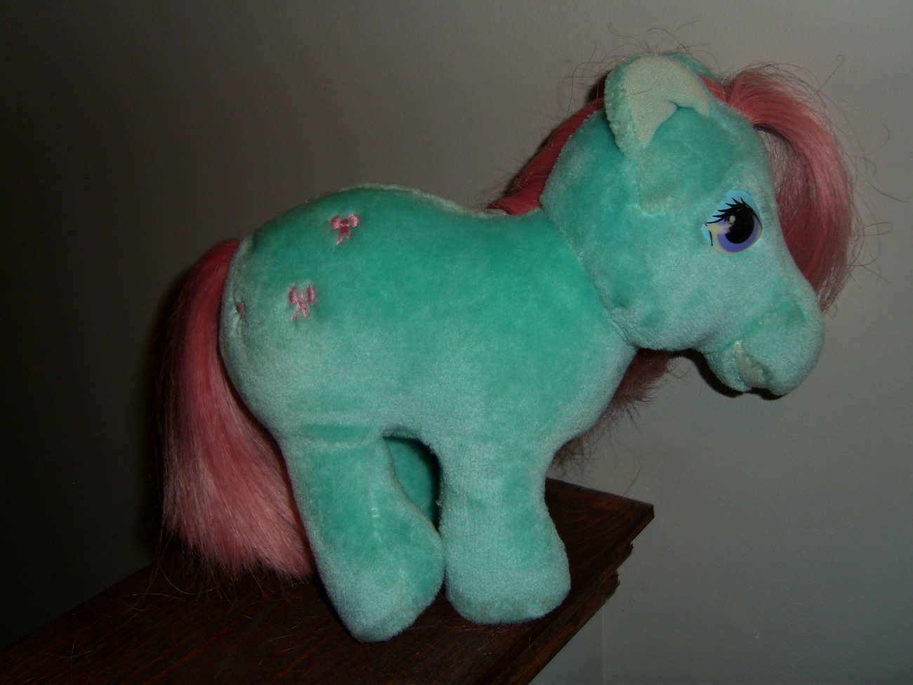 Primary image for My Little Pony G1 Plush Bowtie