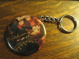 Carly Rae Jepsen Keychain -  Repurposed Magazine Backpack Purse Clip Orn... - $10.88