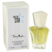 Eau De Star By Thierry Mugler Eau De Toilette Spray .85 Oz 449286 - $71.12