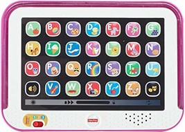 Fisher-Price Laugh & Learn Smart Stages Tablet, Pink - $23.60