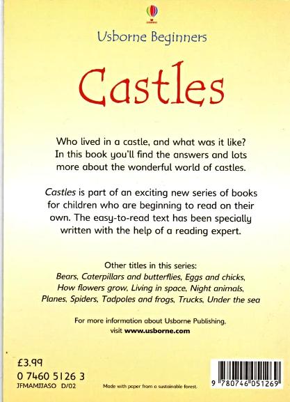 Castles by Stephanie Turnbull