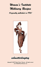 1915 Millinery Book Flapper Era Hat Making Trimmings Feathers DIY Milliner Guide - $13.69