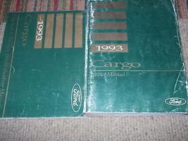 1993 Ford Cargo Truck Service Shop Repair Workshop Manual Set W EVTM OEM - $128.64