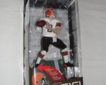 Johnny Manziel Action Figure Series 35 Collector Level White Jersey Chase New