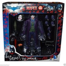 Medicom Joker Miracle Action Figure Batman Dark Knight Previews Exclusive  - $65.43