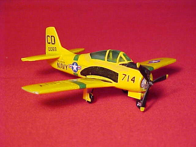 1/144 scale Resin Kit North American T-28A Trojan 643 US Air Force Pilot Trainer image 14