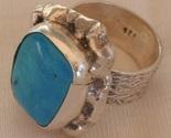 Turuoise silver ring 035 thumb155 crop