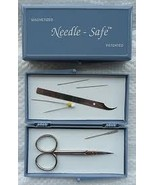 Magnetic Needle-Safe needle case sewing cross s... - $8.10