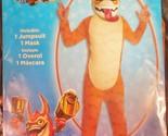 Halloween Costume Skylanders Spyros Adventure Trigger Happy Child Sizes SM MED