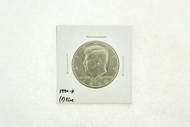 1990-D Kennedy Half Dollar (F) Fine N2-3833-10 - $4.99