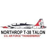 1/144 scale Resin Kit Northrop T-38 Talon US Air Force Thunderbirds - $12.00