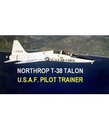 1/144 scale Resin Kit Northrop T-38 Talon US Air Force  Pilot Trainer - $12.00