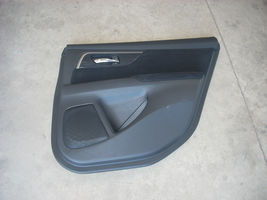 2013 NISSAN ALTIMA RIGHT REAR DOOR TRIM PANEL