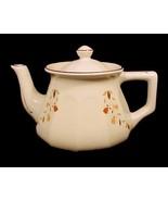 Hall Autumn Leaf Bellevue Teapot Jewel T Tea NALCC - $99.97