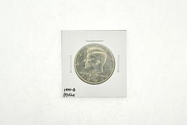 1991-D Kennedy Half Dollar (F) Fine N2-3843-3 - $4.99