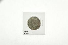1991-D Kennedy Half Dollar (VG) Very Good N2-3846-2 - $4.99