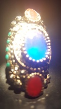 Haunted Djinn, Extreme Money Instant Power and Wealth Genie Ring, haunted ring,  - $499.00